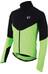 PEARL iZUMi Pro Softshell Jacket Men Black/Screaming Green